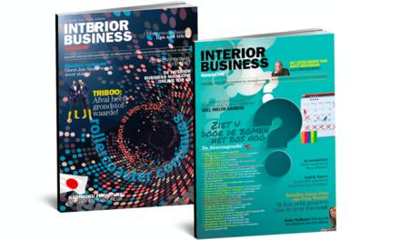 Nieuwste Interior Business Magazine edities: veel adembenemends