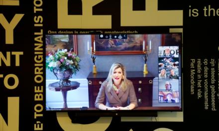 Niemand minder dan Koningin Máxima brengt digitaal werkbezoek aan INretail leden