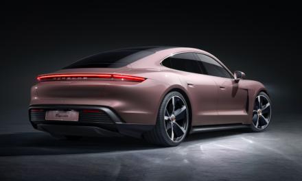 Nieuws van Porsche: Taycan met achterwielaandrijving