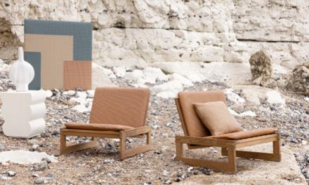 Kirkby Design presenteert de Flow-collectie van gerecyclede weefsels
