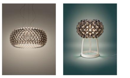 Foscarini presenteert 'een etherisch juweel van transparantie en licht, met een technologisch hart'