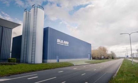 Uitbreiding Bijlard International van start