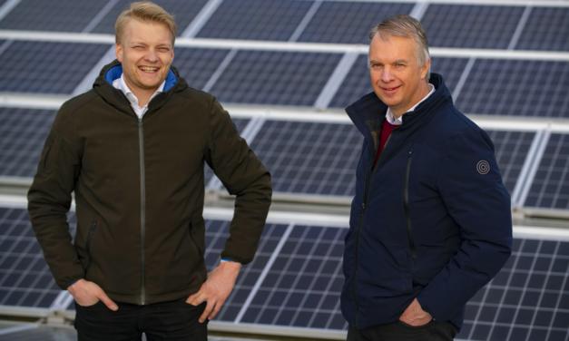 Kruit & Kramer genereert groene stroom met zonnedaken GroenLeven