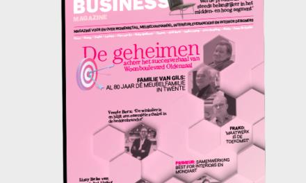 Nieuwe editie Interior Business Magazine verschenen: de geheimen achter het succes van Meubelboulevard Oldenzaal onthuld!
