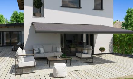 Luxaflex® vernieuwt collectie terraszonwering met Nova Shade