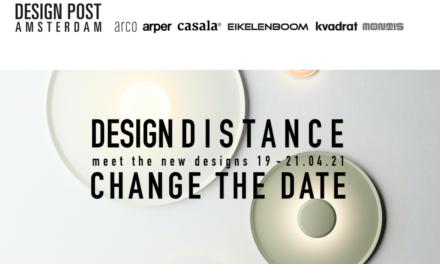 Nieuw event van Design Post: Design Distance