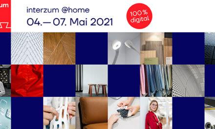 Interzum 2021 (thuiseditie) van 4 tot en met 7 mei