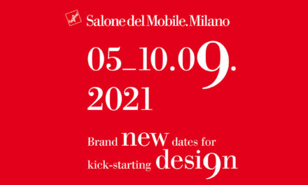 Salone del Mobile 2021 gaat door: 5 tot en met 10 september