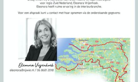Nieuwe vertegenwoordigster Nijwie / Le Chair regio Zuid-Nederland