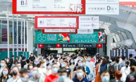 47e CIFF Guangzhou 2021: +20,17% bezoekers tov 2019!