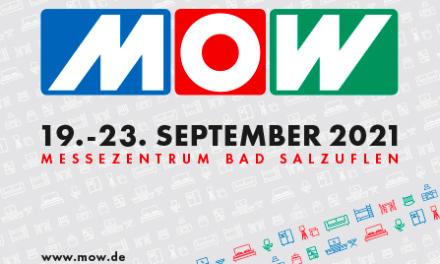 M.O.W. 2021: van 19 tot 23 september