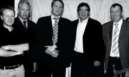 Mintjens Meubelfabrieken en Willem van Hanegem…