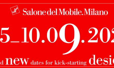 Positief nieuws van de Salone del Mobile Milaan: regering zou bereid zijn tot herlancering in september