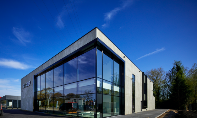 Sit & Sleep opent deuren van gloednieuwe showroom van 1.3 miljoen euro