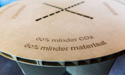 Greengridz meubelpanelen besparen op materiaal en gewicht