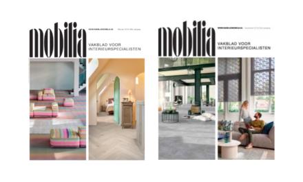 Business Content Media, uitgever van Interior Business Magazine, neemt vakblad Mobilia over van Kon. BDU