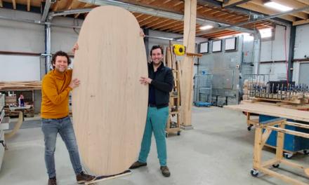 Broers Robert en Christian Mollee ontketenen met Broers Design een revolutie in de meubelindustrie