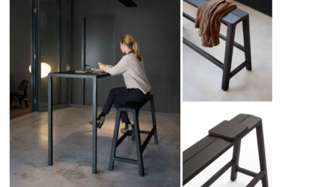 Arco introduceert Bock| Een actieve zit-typologie