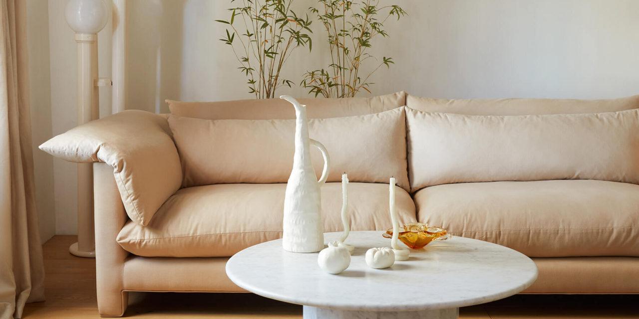Downing is de nieuwe sofa van Lemon