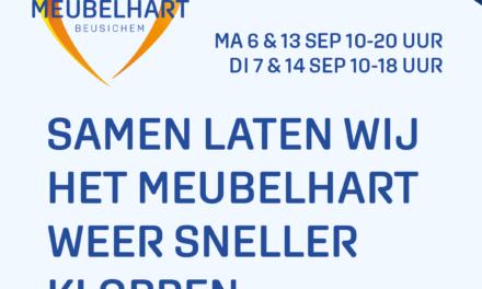 Meubelhart Beusichem combineert het zakelijke met het aangename..