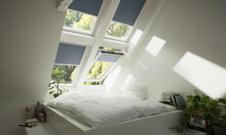Nieuwe Velux raamdecoratie in 70 verfrissende kleuren