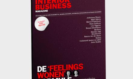 Nieuwste editie Interior Business Magazine
