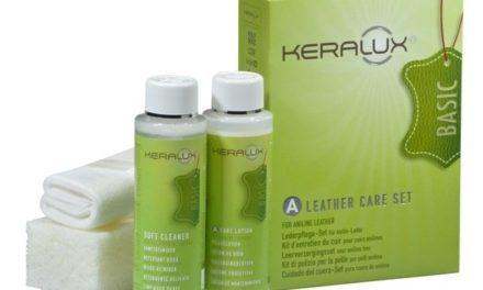 Meubelonderhoud lotions met groen emissielabel