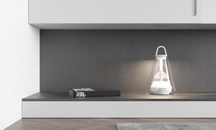 Nieuwe tafel/hanglamp van Prandina: Shuttle