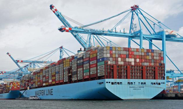 Experts: containercrisis duurt zeker tot 2022