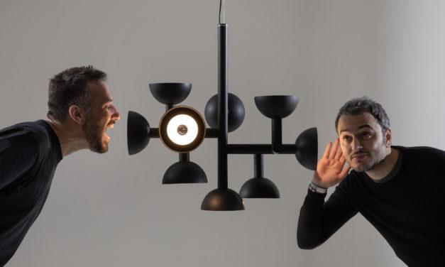 Sibilla hanglamp van Karman verlicht in alle richtingen