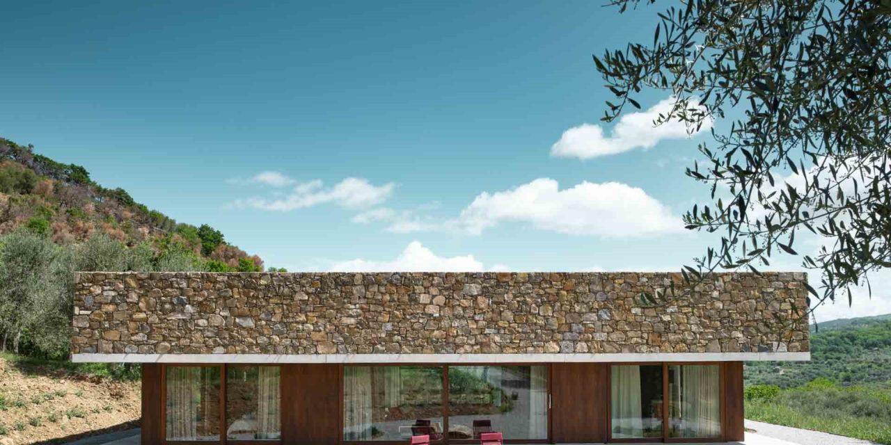 FritsJurgens levert taatsdeuren aan Italiaanse villa