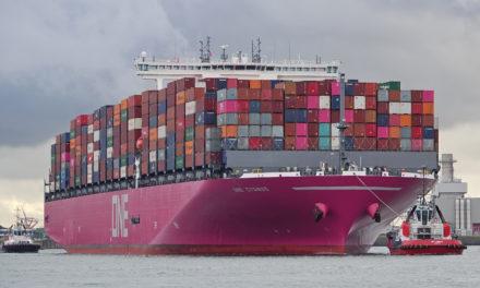Containerprijzen schieten naar recordhoogte