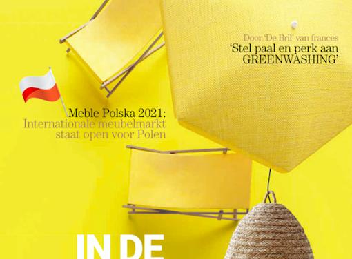 Nieuwste editie Interior Business Magazine: 'De taart wordt alleen maar groter'