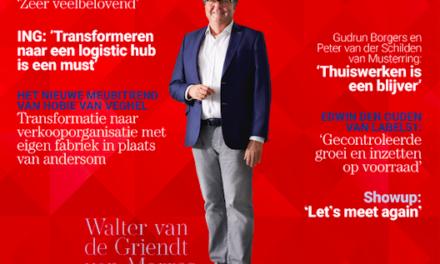 Nieuwste editie Interior Business Magazine: op het bureau van onze abonnees