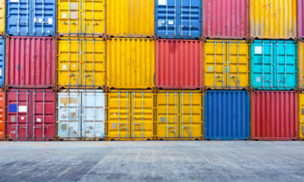 Containerprijzen inmiddels vertienvoudigd