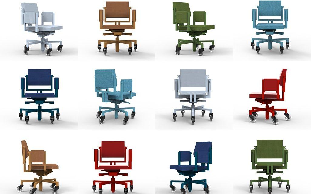 Een stoel genaamd TANK