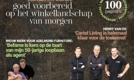 Nieuwste editie van Interior Business Magazine: 'Vaders en zonen'
