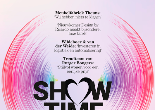 Nieuwste editie Interior Business Magazine verschenen: 'Showtime!'