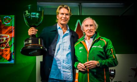Studio Piet Boon ontwerpt prestigieuze Dutch Grand Prix trofee