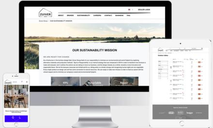 Zuiver Group legt digitaal fundament voor toekomst en lanceert nieuwe b2b webshop