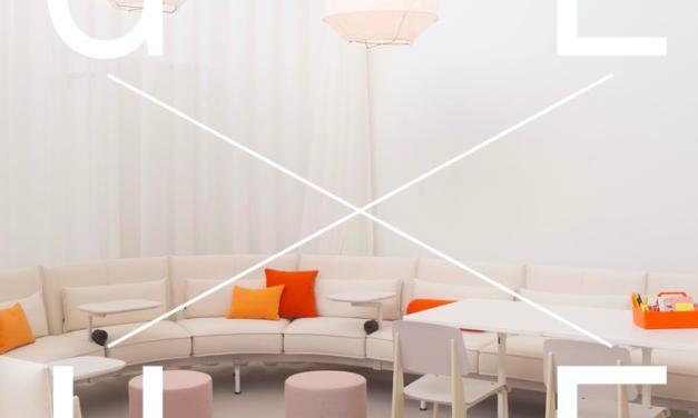 Vitra presenteert Dynamic Spaces at GLUE Amsterdam