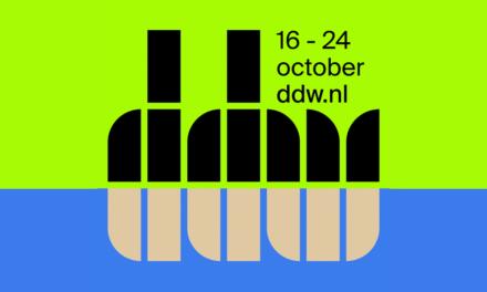 Dutch Design Week zet breed programma neer