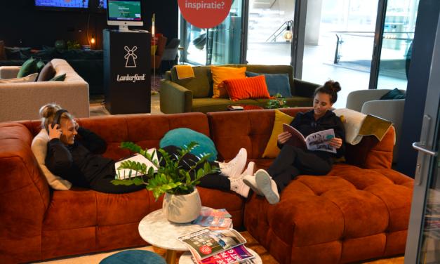 Interieurmerk Lanterfant® trapt oktober woonmaand af in pop-up store op Utrecht Centraal